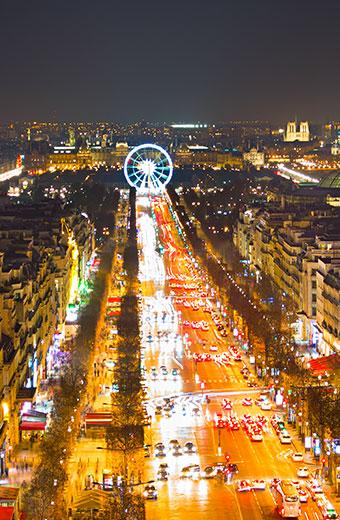 Quartier des Champs-Elysées