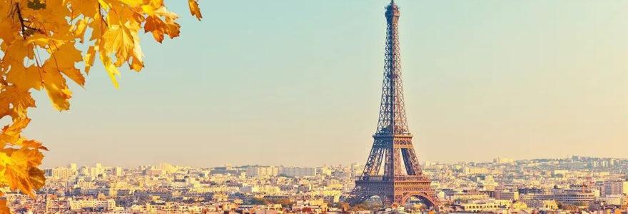 les lieux à visiter à Paris